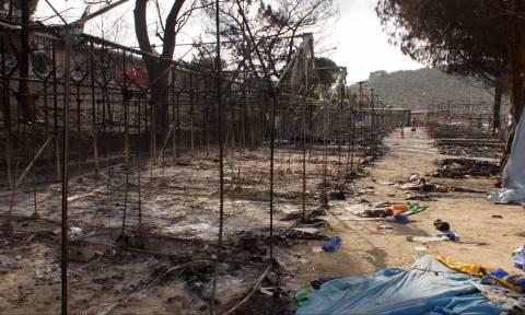 Κακός χαμός ξανά στη Μόρια: 12 τραυματίες από συγκρούσεις αραβόφωνων και Αφγανών