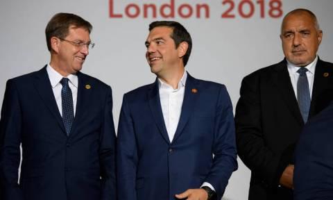 Τσίπρας: Η Ελλάδα επιστρέφει και ανακτά τον ηγετικό της ρόλο στα Βαλκάνια