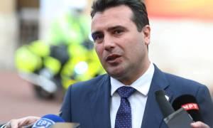 Ζάεφ: Μετά τις 15 Ιανουαρίου η ψήφιση της συμφωνίας στην ελληνική Βουλή