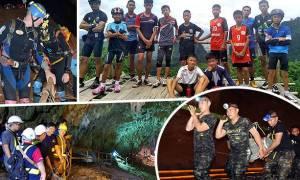 Ταϊλάνδη: Ένα παγκόσμιο στοίχημα κερδισμένο - Το χρονικό μιας δραματικής διάσωσης