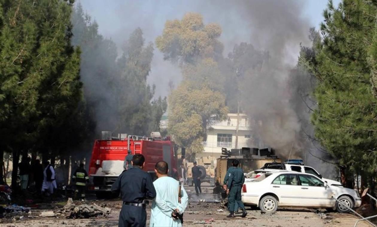 Αφγανιστάν: Παιδιά τα περισσότερα από τα δέκα θύματα της επίθεσης αυτοκτονίας στην Τζαλαλαμπάντ