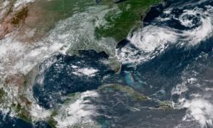 ΗΠΑ: Ο «Κρις» ενισχύθηκε σε κυκλώνα