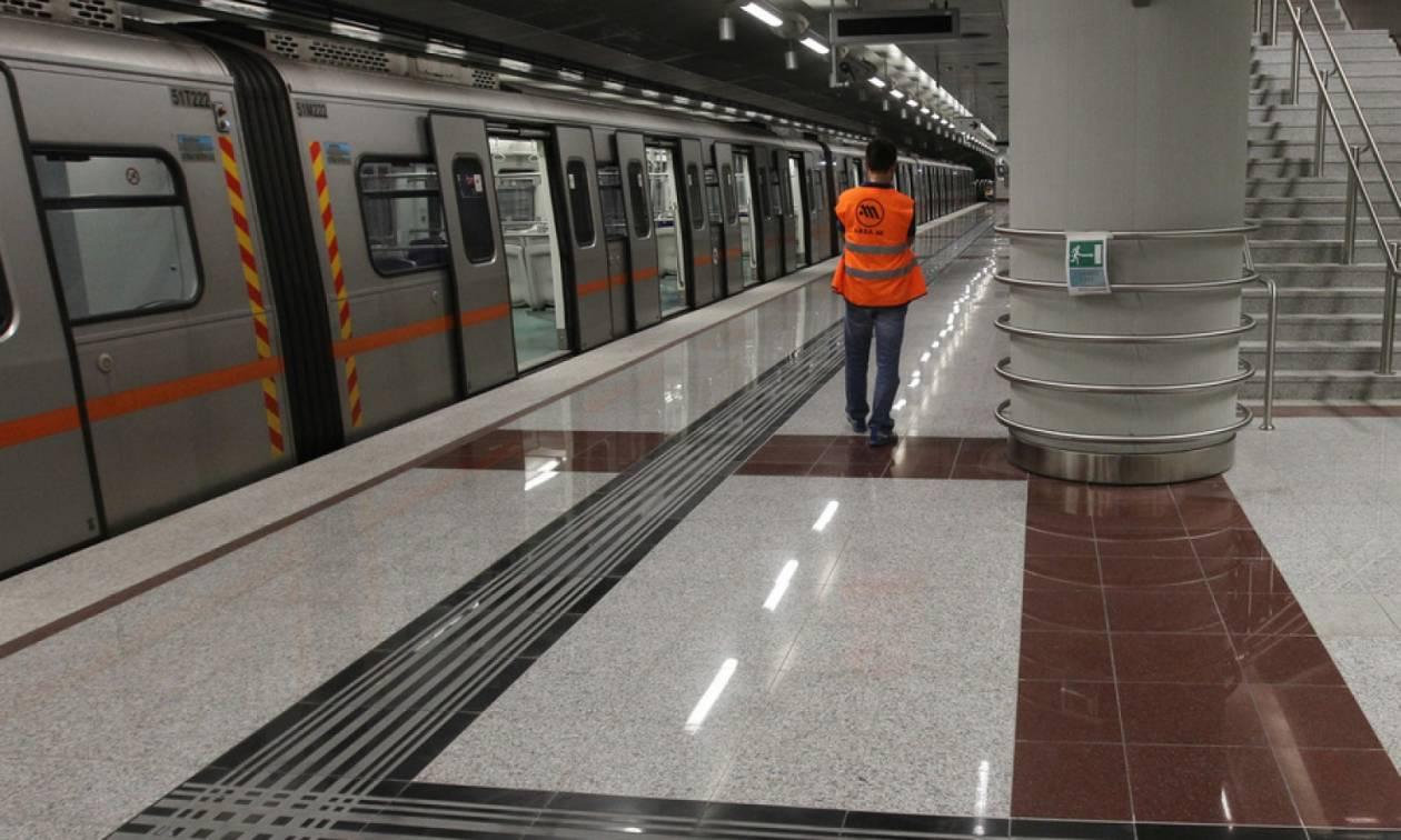 Προσοχή! Στάση εργασίας στο Μετρό την Πέμπτη (12/07) - Πώς θα κινηθούν οι συρμοί