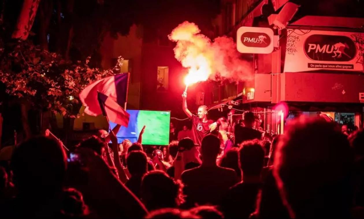 Μουντιάλ 2018 - Πανικός στη Γαλλία: Δεκάδες άνθρωποι ποδοπατήθηκαν στη Νίκαια (pics-vid)