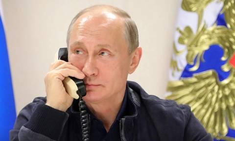 Путин поздравил Макрона с выходом сборной Франции в финал ЧМ