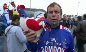 Μουντιάλ 2018: Η Γαλλία πήγε τελικό και το Βέλγιο… σπίτι του (vids)