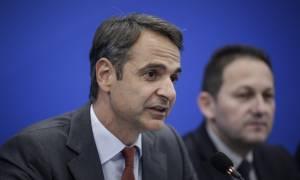 Μητσοτάκης για Σκοπιανό: Η κυβέρνηση παραδίδει το ισχυρότερο διαπραγματευτικό όπλο της χώρας