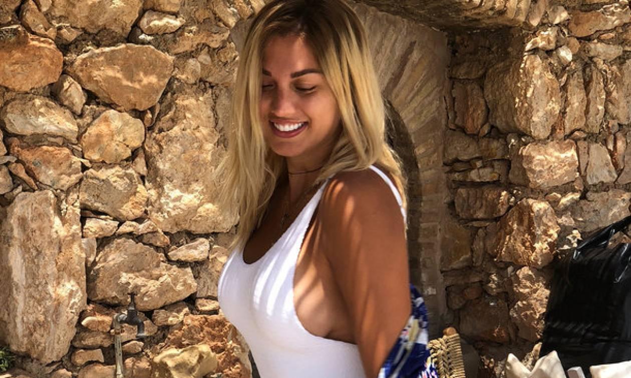 Η Κωνσταντίνα Σπυροπούλου αποκάλυψε το αν έχει σχέση με τον πιο χιουμοριστικό τρόπο