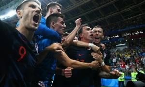 Μουντιάλ 2018: Κροατία - Αγγλία 2-1 - It's not coming home, they are going!