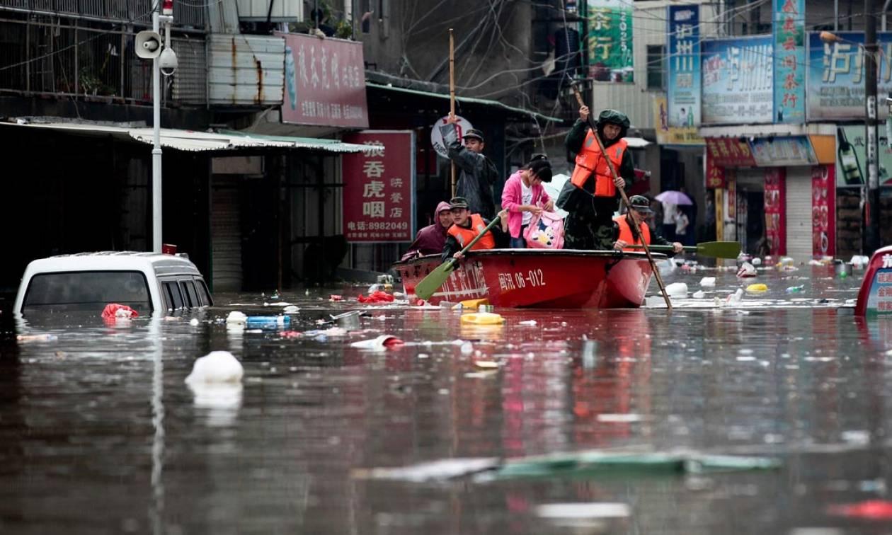 Ιαπωνία: Αυξάνεται συνεχώς ο αριθμός των θυμάτων από τις πλημμύρες - Έφτασαν τους 199