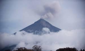 Γουατεμάλα: Τρόμος για πιθανή νέα έκρηξη του ηφαιστείου Φουέγο