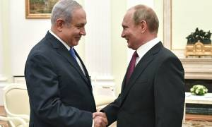 Нетаньяху обсудил с Путиным Иран и Сирию