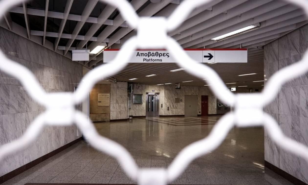 Στάση εργασίας: Χωρίς Μετρό η Αθήνα - Ποιες ώρες θα παραμείνουν ακινητοποιημένοι οι συρμοί