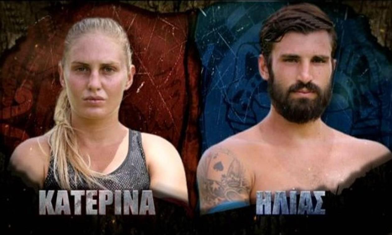 Survivor 2: Επίθεση… στο Twitter για Δαλάκα και Ηλία (pics&tweets)