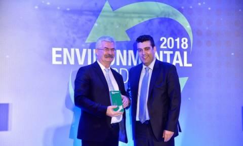 Χρυσές διακρίσεις στην ΕΥΔΑΠ για το περιβάλλον