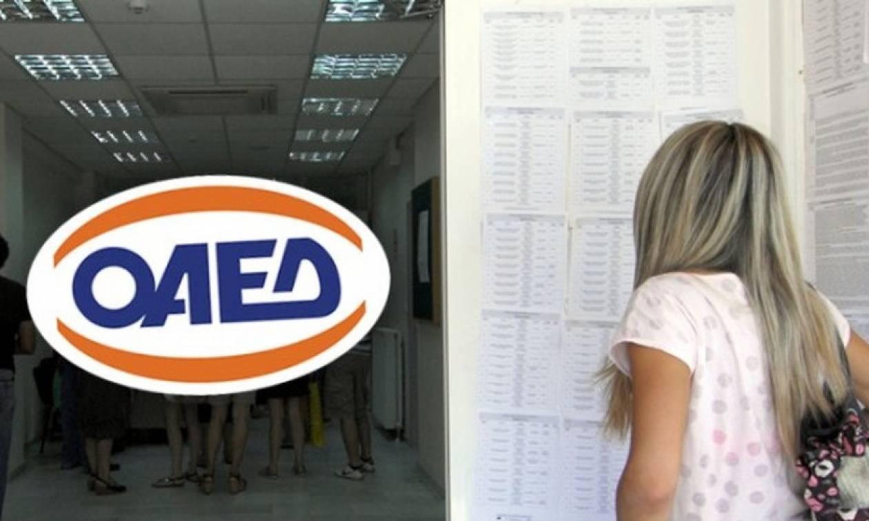 ΟΑΕΔ: Διορίζονται 355 προσωρινοί επιτυχόντες του ΑΣΕΠ