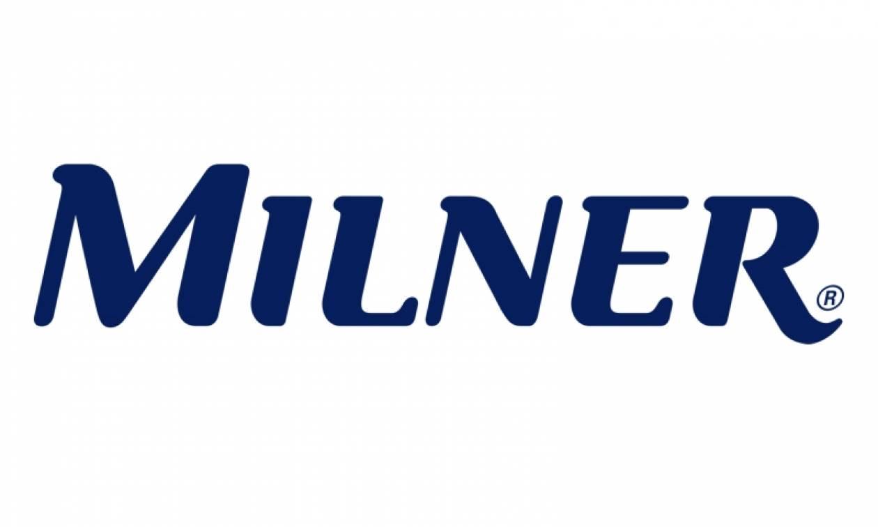 Νέα οικολογική συσκευασία MILNER Fresh Lock 100% πλούσια γεύση, 60% λιγότερο πλαστικό
