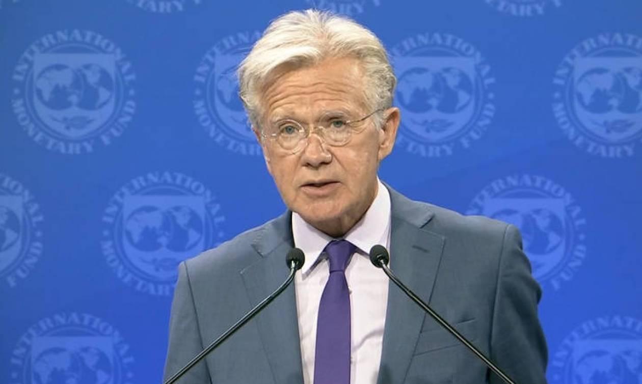 Ράις: Στις 27 Ιουλίου θα αποφασίσουμε για την Ελλάδα - Φυσιολογικό το μεταμνημονιακό πρόγραμμα
