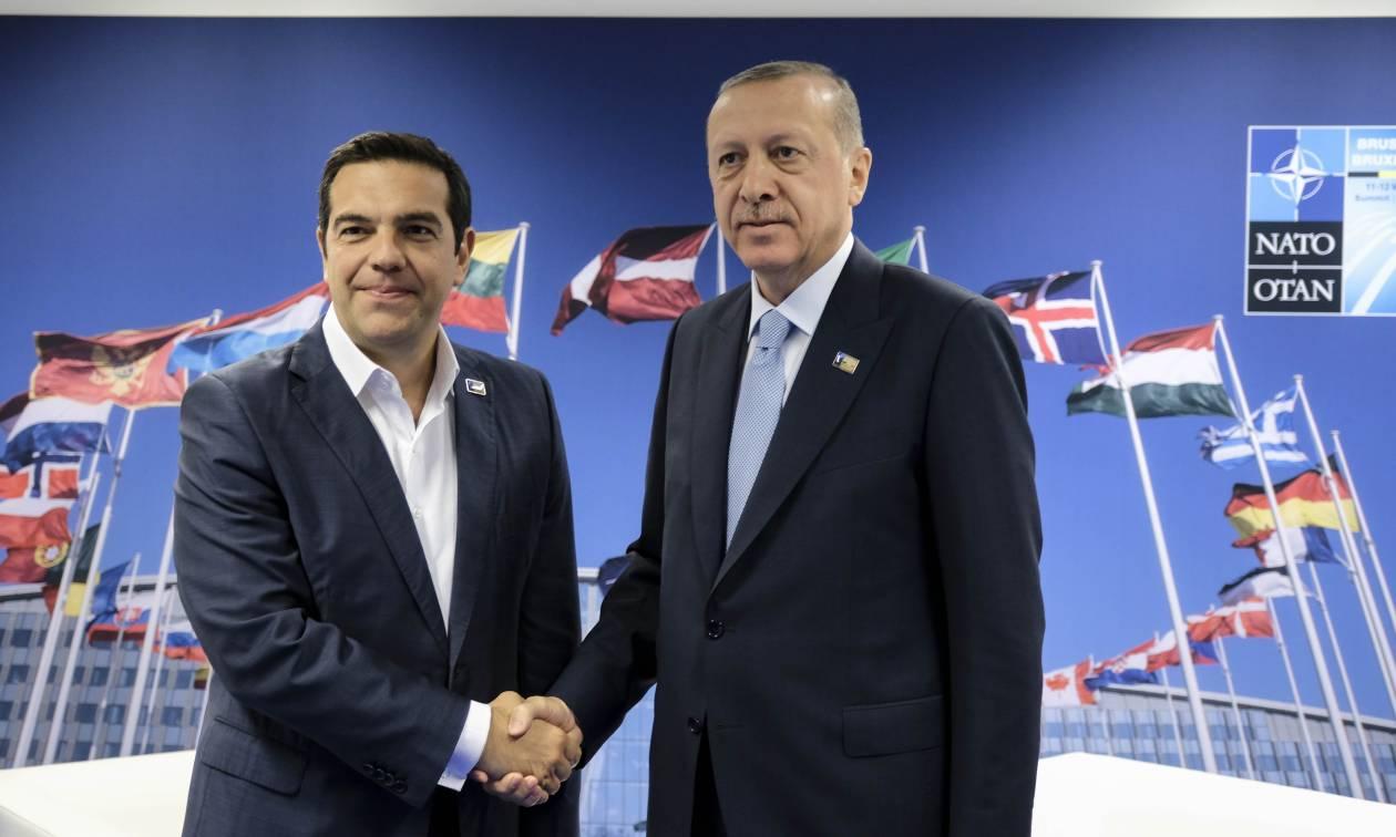 Τσίπρας σε Ερντογάν: Ελευθερώστε άμεσα τους Έλληνες στρατιωτικούς - Δεν κάνω παζάρια για τους «8»