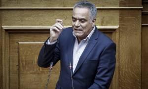Σκουρλέτης στη Βουλή: Ακροδεξιός και τυχοδιωκτικός ο λόγος του Μητσοτάκη (vid)