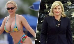 Μουντιάλ: Αυτή είναι η αλήθεια για τις αποκαλυπτικές φωτογραφίες της προέδρου της Κροατίας (pics)