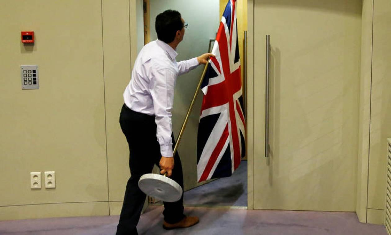 Στη δημοσιότητα η «Λευκή Βίβλος» για το Brexit: Τι αναφέρει