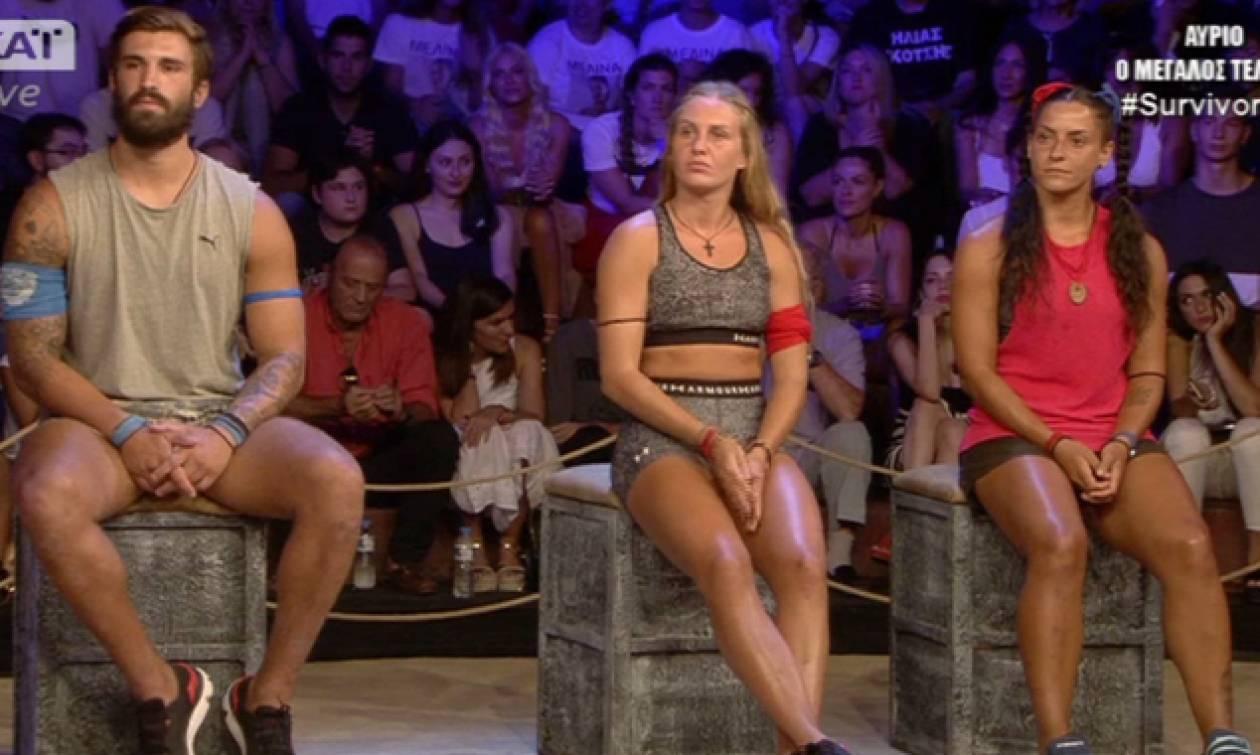 Survivor 2 Ημιτελικός: Αυτοί είναι οι παίκτες που πέρασαν στον τελικό! Δείτε ποιος αποχώρησε