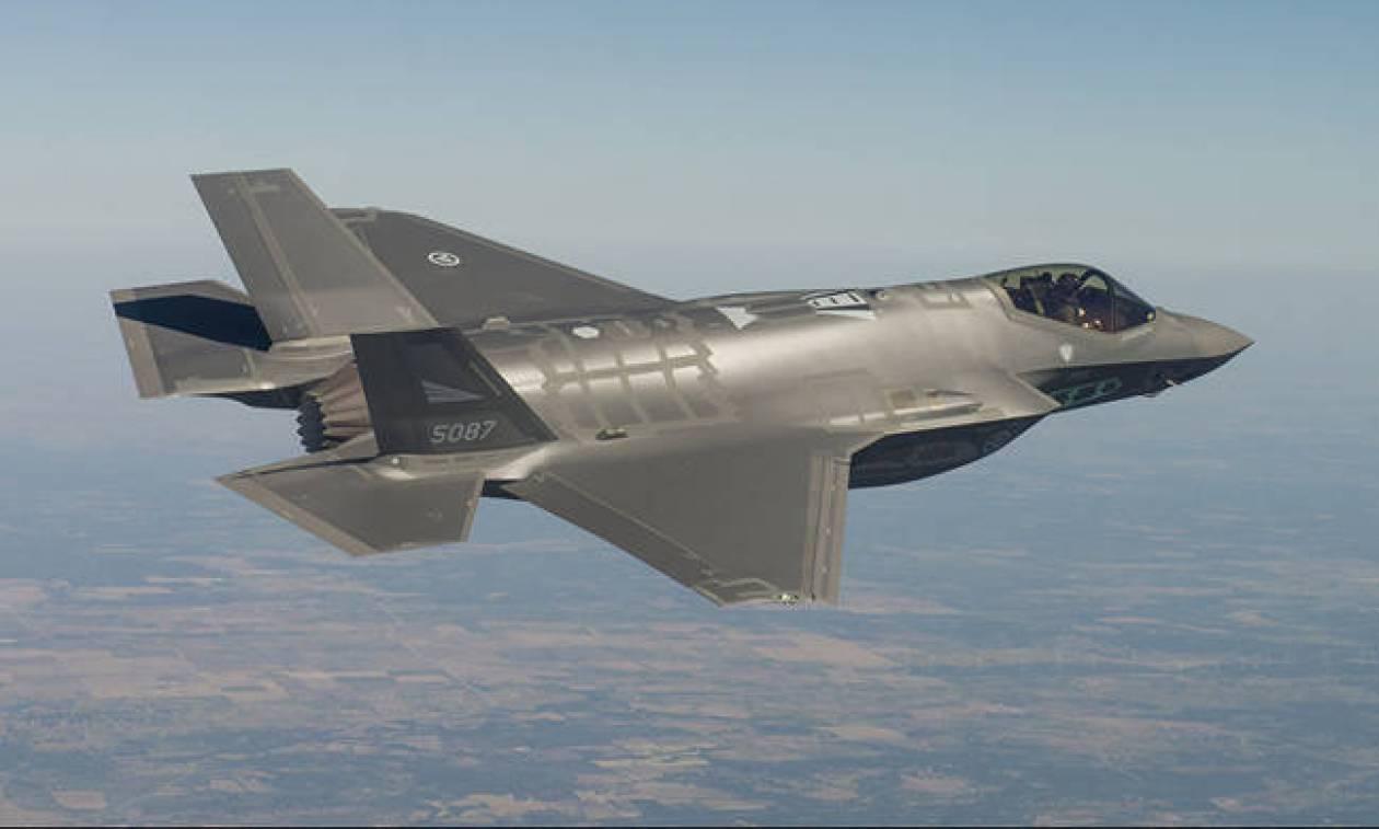 Η κυβέρνηση Τραμπ ζητά άρση περιορισμών στην παράδοση των F-35 στην Τουρκία