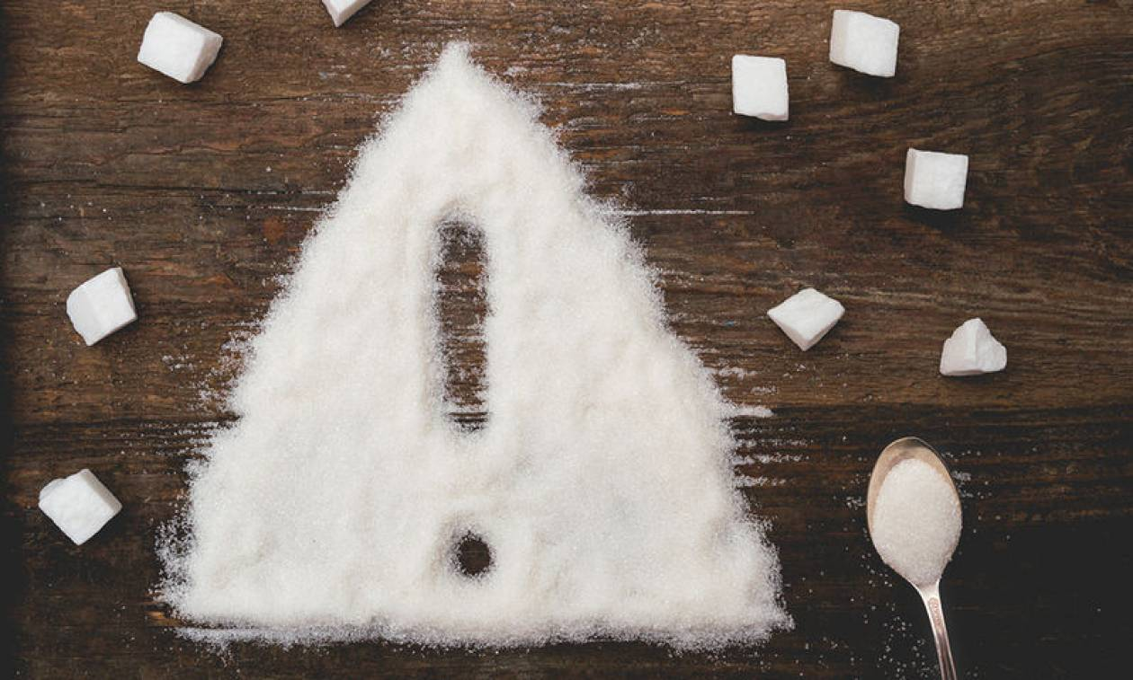 Μήπως τρώτε πολλή ζάχαρη; Ποια σήματα στέλνει το σώμα σας (pics)