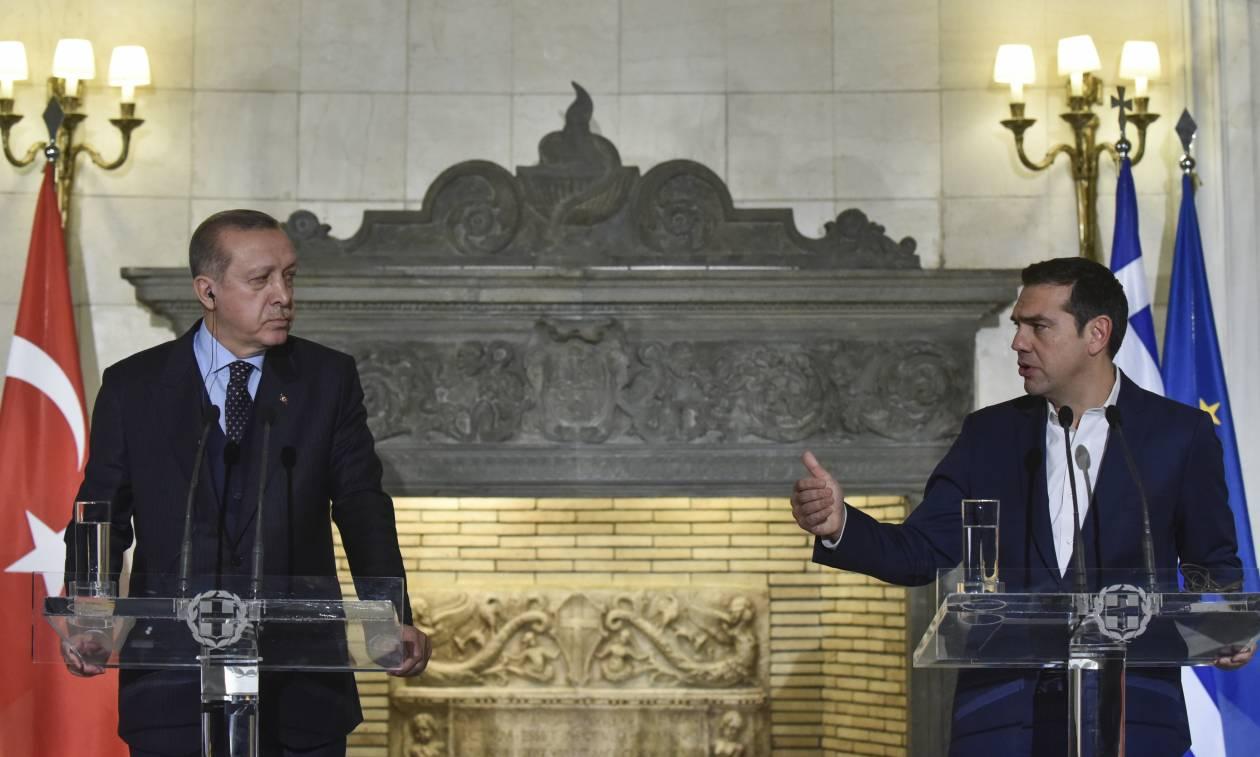 Προκαλεί ο τουρκικός Τύπος: «Ο Τσίπρας εκνεύρισε τον Ερντογάν»