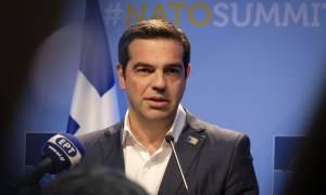 Τσίπρας για Αλβανία: Εκτός από την ΑΟΖ συζητάμε το θέμα του αλβανικού εμπολέμου