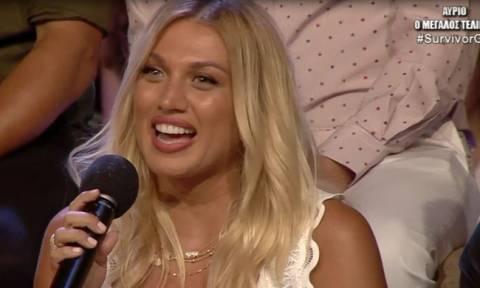 Survivor 2: Η ανακοίνωση της Σπυροπούλου για το My Style Rocks, που άφησε κάγκελο τον Σάκη