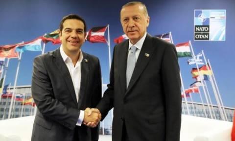 Ципрас: «Переговоры с Эрдоганом были трудными, но обнадеживающими»