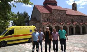 ΕΚΑΒ: 24ωρη κάλυψη απέκτησαν ορεινές περιοχές της Άρτας