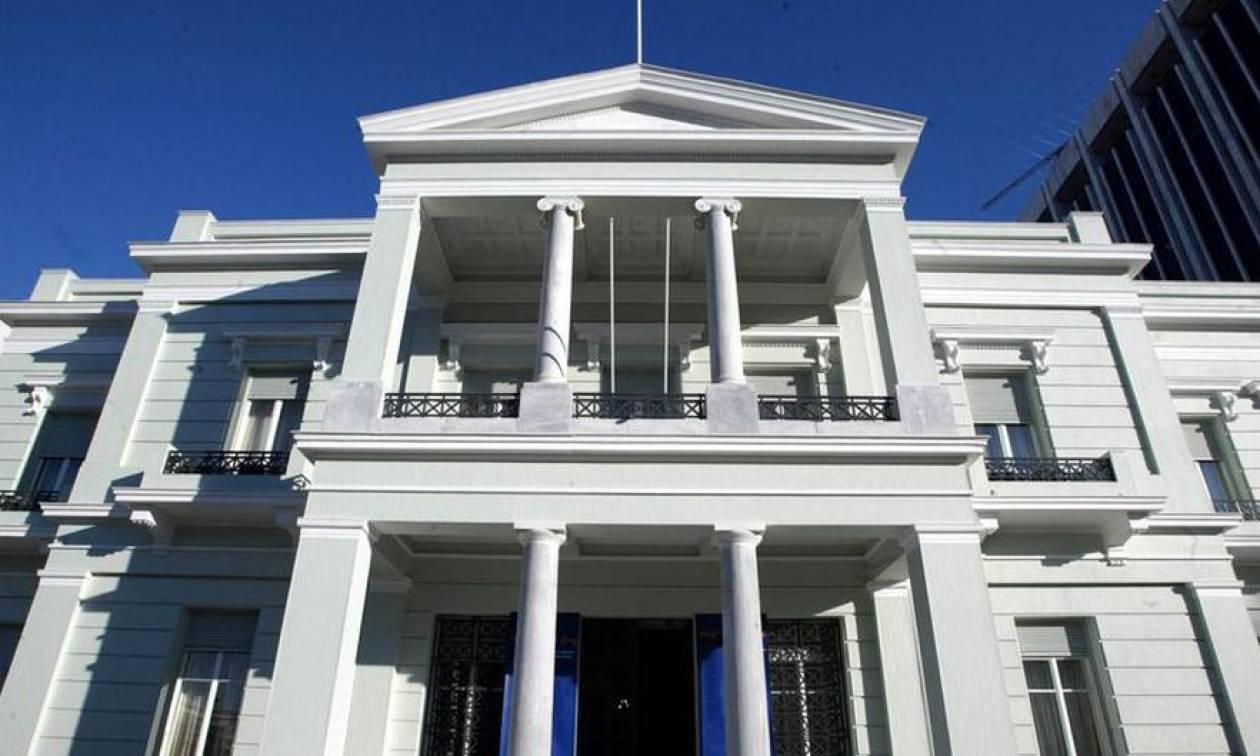 ΥΠΕΞ: Η Ρωσία δυσκολεύεται να αντιληφθεί ότι η «μικρή» Ελλάδα υπερασπίζεται τα εθνικά της συμφέροντα