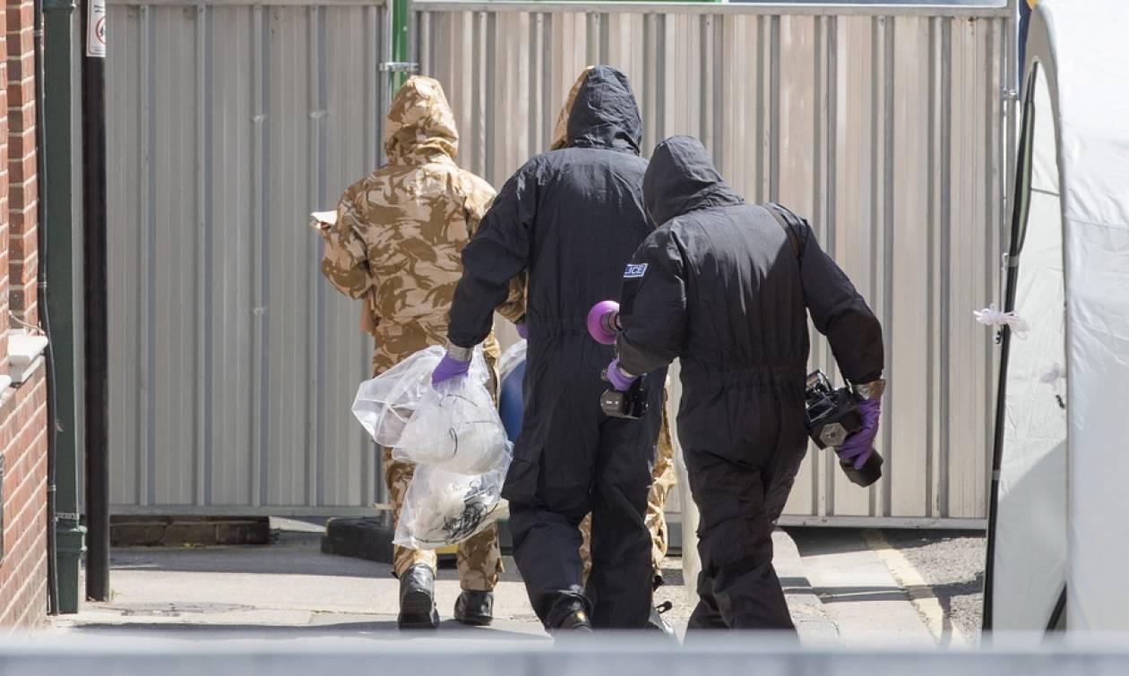 Βρετανία: Μπουκάλι Νόβιτσοκ εντοπίστηκε στο σπίτι ενός εκ των θυμάτων
