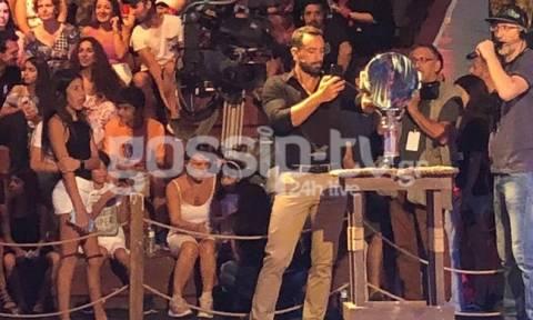 Survivor 2 Τελικός: Το backstage του Instagram live του Σάκη Τανιμανίδη