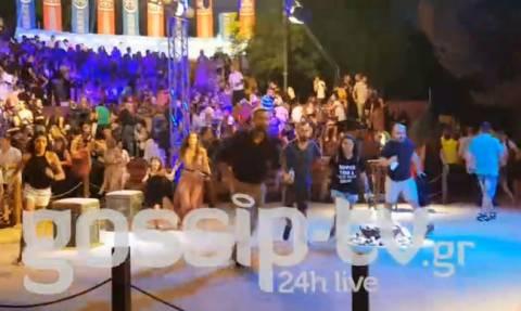 Βίντεο - ντοκουμέντο: «Ντου» νεαρών στον τελικό του Survivor