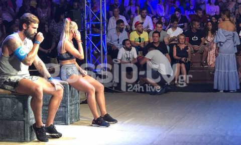 Survivor 2 Τελικός: O Acun Ilicali στο κοινό