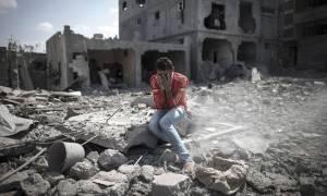 Στο αίμα βάφτηκε πάλι η Γάζα: Ισραηλινοί σκότωσαν 15χρονο Παλαιστίνιο - Εκατοντάδες οι τραυματίες