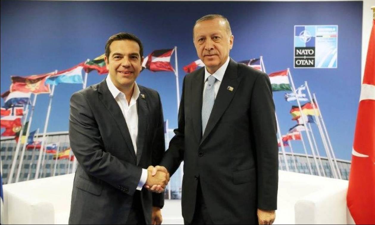 Αποκάλυψη Ερντογάν για τους Έλληνες στρατιωτικούς - Τι συμφώνησαν με τον Τσίπρα
