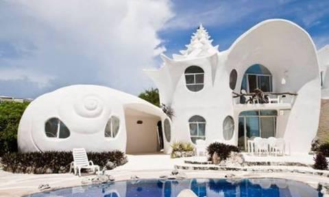 Αυτό το σπίτι είναι ιδανικό για… γοργόνες!