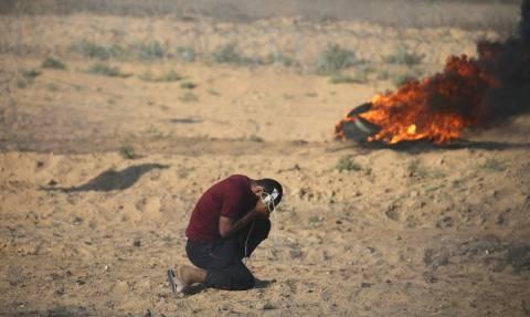 Νεκρός Παλαιστίνιος έφηβος από πυρά ισραηλινών στρατιωτών