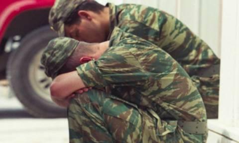 Θλίψη στον Ελληνικό Στρατό: Αυτοκτόνησε 33χρονος λοχίας