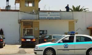 Πάτρα: Σοβαρό επεισόδιο μεταξύ κρατουμένων στις φυλακές Αγίου Στεφάνου
