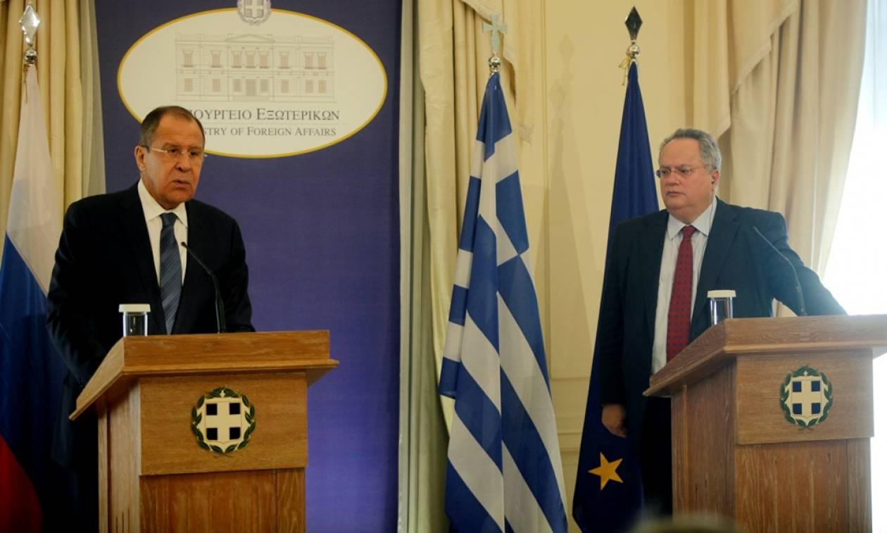 Διπλωματικός πόλεμος: Κρίση άνευ προηγουμένου μεταξύ Ελλάδας – Ρωσίας – Έξαλλος ο Λαβρόφ