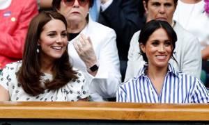 Meghan Markle: Τα δάκρυα για τη φίλη της, Serena Williams