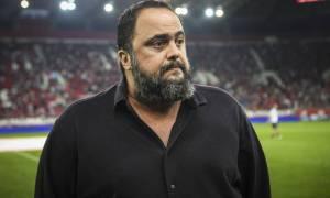 Σωκράτης Κόκκαλης junior: Συγκλονισμένος ο Βαγγέλης Μαρινάκης