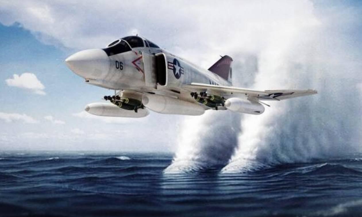 Αν σου αρέσουν τα μαχητικά αεροσκάφη, δες αυτό το βίντεο και δεν θα χάσεις (video)