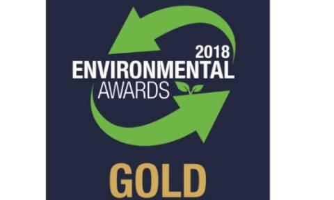 E-LA-WON: «Gold βραβείο στα Environmental Awards 2018»
